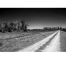 Road To Infinity Photographic Print