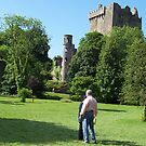Blarney Castle by pinnafore