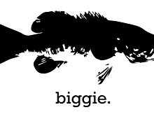 Biggie Smalls by JFlyCreative