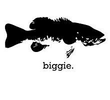 Biggie Smalls Photographic Print