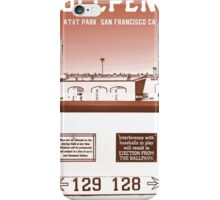 The Bullpen Bums 2015 iPhone Case/Skin