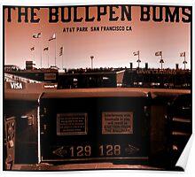 The Bullpen Bums 2015 Poster