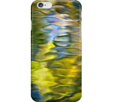Harvest Gold Mosaic Abstract Art iPhone Case/Skin