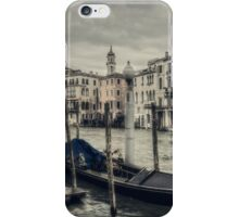 Venetian landscape iPhone Case/Skin