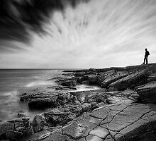 A Rocky Shore by igotmeacanon