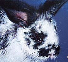 Bunny by Elena Kolotusha