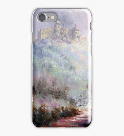 nevoeiro em sintra.. iPhone Case/Skin