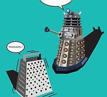 Dalek by Tony Vazquez