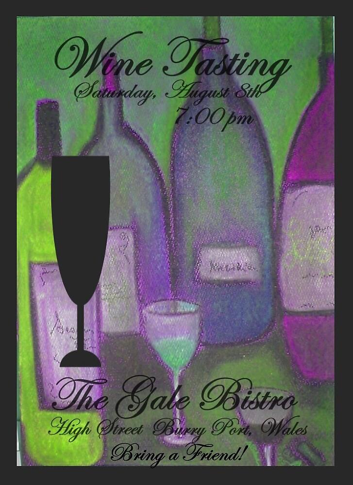 Wine Tasting Ad by aline