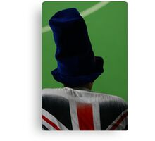 GB Support Canvas Print