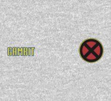X-men - Gambit  by superwok