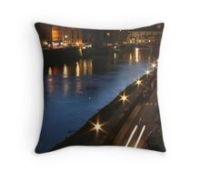 Evening Arno Throw Pillow
