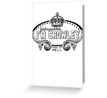 Crowley's Better Greeting Card