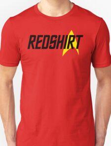 Federation Redshirt Design Unisex T-Shirt