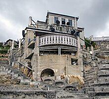 Minack Theatre - Cornwall by Susie Peek
