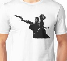 Elizabeth and Booker Unisex T-Shirt