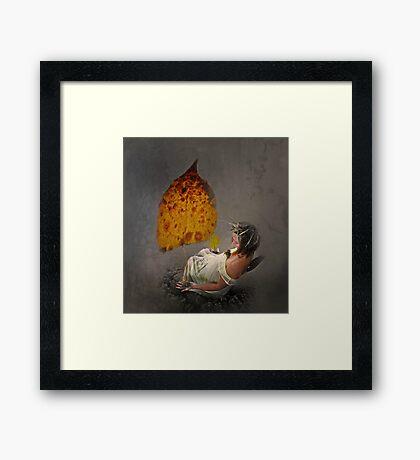 handmade Framed Print