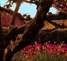 Queen of Hedge Garden by Snapshot20