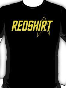 Federation Redshirt Design T-Shirt