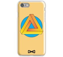 Penrose (Impossible) Triangle iPhone Case/Skin