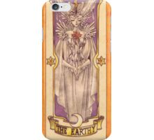 "Clow card ""The Earthy"" iPhone Case/Skin"