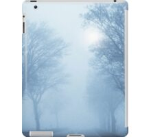 The road is broad that leads to destruction iPad Case/Skin