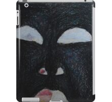You're Standing In My Eye - Looking Out My Head iPad Case/Skin