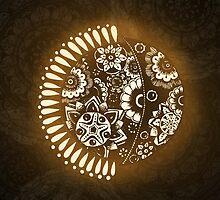 Sun & Moon by Jaimee-Ann Driver