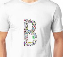 BS ABC's: B Unisex T-Shirt