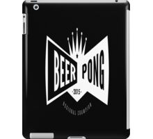REGIONAL Champion iPad Case/Skin
