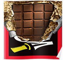 Chocolate Bar Poster