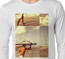 KiteSurfing Long Sleeve T-Shirt