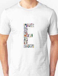 BS ABC's: E Unisex T-Shirt