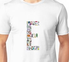 BS ABC's: E Unisex T-Shirt