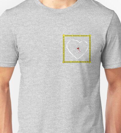 Crime of passion Unisex T-Shirt