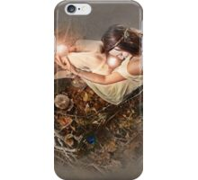 nesting spirits iPhone Case/Skin