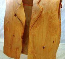 vest by shimon tayar