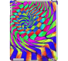 Tumblr 33 by CAP - MAGIC MOVING Optical Illusion Psychedelic Design iPad Case/Skin