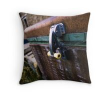 Cold Inside Throw Pillow