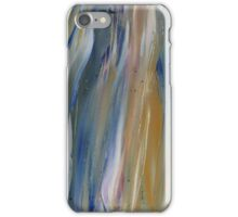 Soft lagoon iPhone Case/Skin