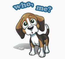 Beagle - Who, Me? by Craig Bruyn