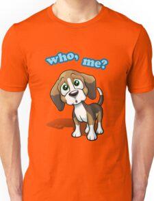 Beagle - Who, Me? Unisex T-Shirt
