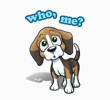 Beagle - Who, Me? Unisex T-Shirt
