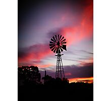 Stand Alone.....Mannum Photographic Print