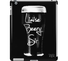 Liaise Beery Sir iPad Case/Skin