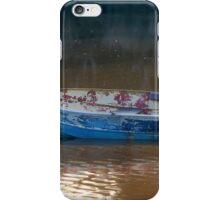 Preloved dinghy iPhone Case/Skin