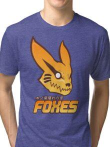 Konoha Foxes Team Tri-blend T-Shirt