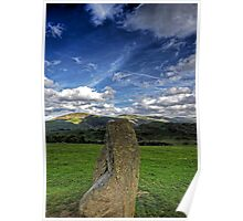 Standing Stone Poster