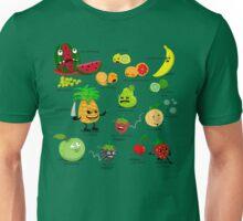 An Evil Pineapple Unisex T-Shirt