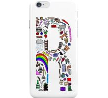 BS ABC's: R iPhone Case/Skin